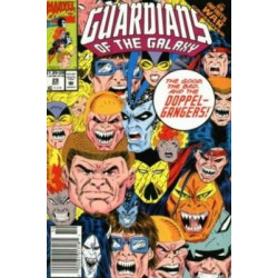 Guardians of the Galaxy Vol. 1 Issue 29