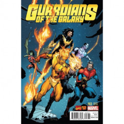 Guardians of the Galaxy Vol. 4 Issue 3c Variant