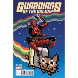 Guardians of the Galaxy Vol. 4 Issue 4b Variant