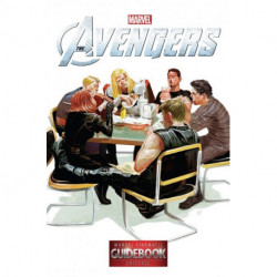 Guidebook To The Marvel Cinematic Universe: Marvel's Avengers