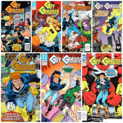 Guy Gardner Collection Issues 1-7