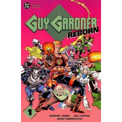 Guy Gardner: Reborn Mini Issue 1