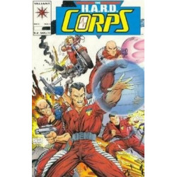 H.A.R.D. Corps  Issue 01