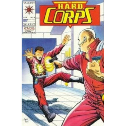 H.A.R.D. Corps  Issue 03
