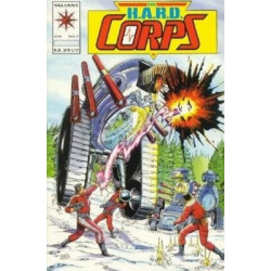 H.A.R.D. Corps  Issue 07