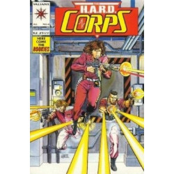 H.A.R.D. Corps  Issue 08