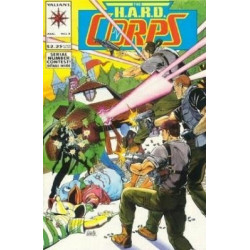 H.A.R.D. Corps  Issue 09