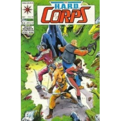 H.A.R.D. Corps  Issue 10