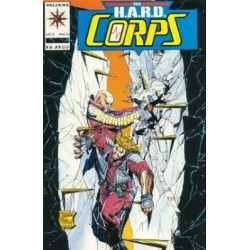 H.A.R.D. Corps  Issue 11