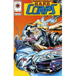H.A.R.D. Corps  Issue 14