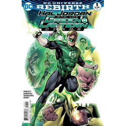 Hal Jordan and the Green Lantern Corps  Issue 1