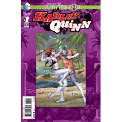 Harley Quinn: Futures End Issue 1b