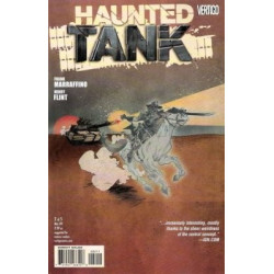 Haunted Tank Issue 2