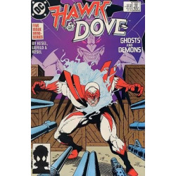 Hawk & Dove Vol. 2 Issue 5