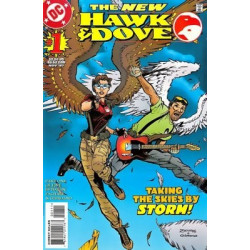 Hawk and Dove 4 Issue 1