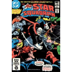 All-Star Squadron  Issue 03