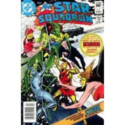 All-Star Squadron  Issue 08