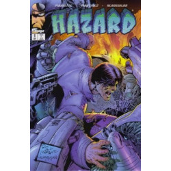 Hazard  Issue 6