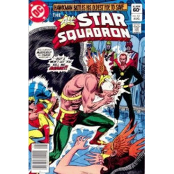 All-Star Squadron  Issue 12