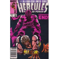 Hercules, Prince of Power Vol. 2 Issue 4