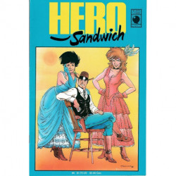 Hero Sandwich  Issue 6