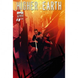 Higher Earth  Issue 1d