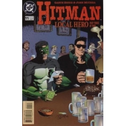 Hitman  Issue 11