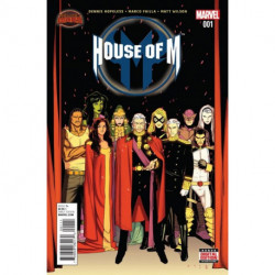 House of M Vol. 2 Issue 1