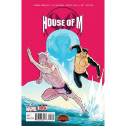 House of M Vol. 2 Issue 2