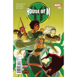 House of M Vol. 2 Issue 3