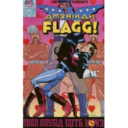 Howard Chaykin's American Flagg!  Issue 6