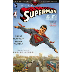 All-Star Superman: Special Edition One-Shot Issue 1b