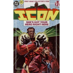 Icon  Issue 1