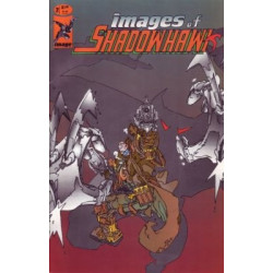 Images of Shadowhawk  Issue 2