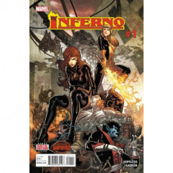 Inferno  Issue 1