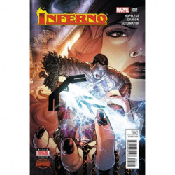 Inferno  Issue 2