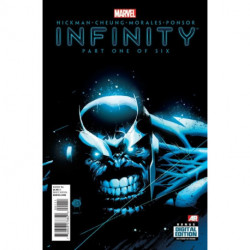 Infinity  Issue 1