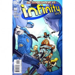 Infinity Inc. Vol. 2 Issue 10