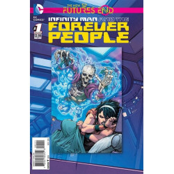 Infinity Man and the Forever People: Futures End One-Shot Issue 1