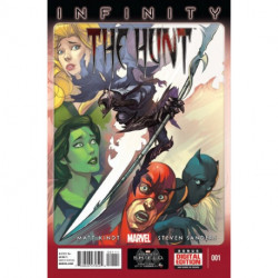 Infinity: The Hunt Mini Issue 1