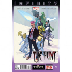 Infinity: The Hunt Mini Issue 3