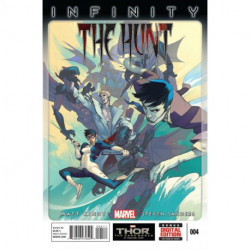 Infinity: The Hunt Mini Issue 4