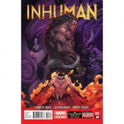 Inhuman  Issue 03
