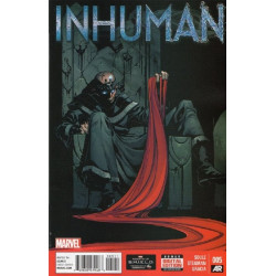 Inhuman  Issue 05