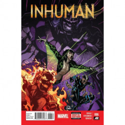 Inhuman  Issue 06