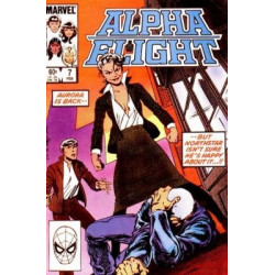 Alpha Flight Vol. 1 Issue 007