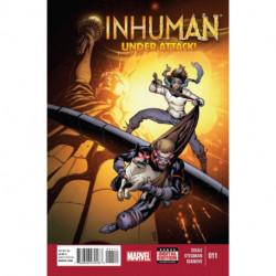 Inhuman  Issue 11