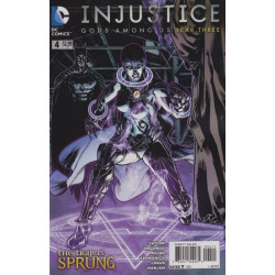 Injustice: Gods Among Us - Year Three Vol. 3 Issue 4