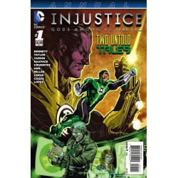 Injustice: Gods Among Us - Year Two Vol. 2 Annual 1