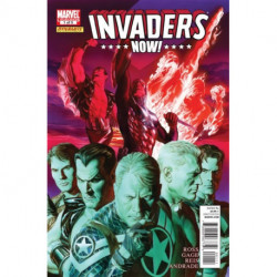 Invaders Now!  Issue 1